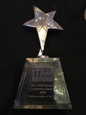 itam-innovation-2015-trophy